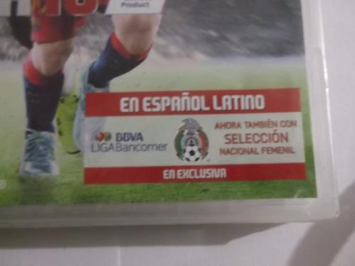 fifa 16 ps3 español latino fisico nuevo