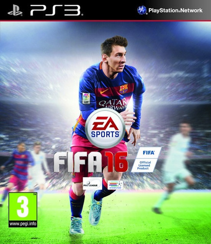 fifa 16  ps3 original playstation 3