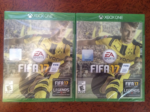 fifa 17 original sellado xbox one cambio por juego de ps4