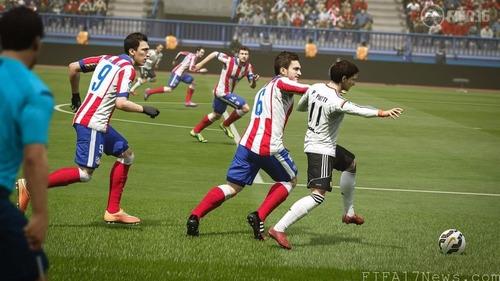 fifa 17 playstation 3 juego fisico nuevo
