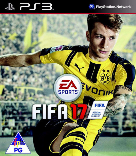 fifa 17 ps3 juego digital completo entrega inmediata
