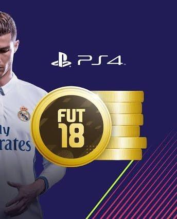 fifa 18 - coins - ps4 - 100k