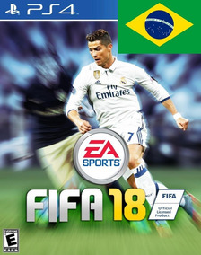 Fifa 18 Fake Pkg Psn Midia Digital Ps4 Hen 5 05