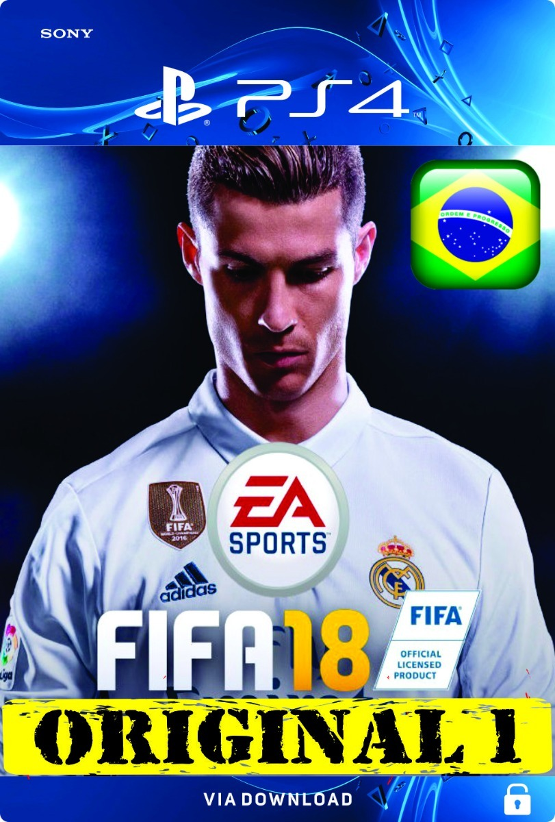 fifa 18 download ps4 code