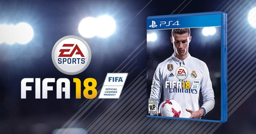 fifa 18 - playstation 4 ps4