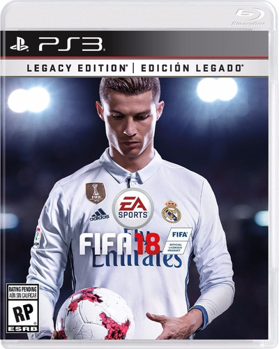 fifa 18 - ps3 - digital - manvicio store