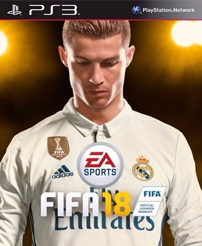 fifa 18 ps3 || stock inmediato || falkor!
