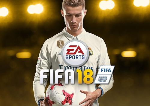 fifa 18 ps4 fisico ronaldo edition akavideogames