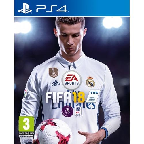 fifa 18 - ps4 - juga de tu cuenta - easy games