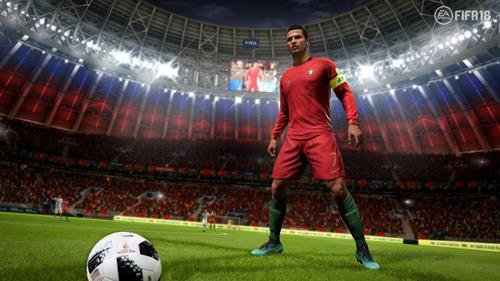fifa 18 - world cup - ps4 - digital - español - 2° - 25% off