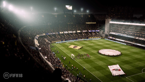 fifa 18 - world cup - ps4 - digital - español - garantizado
