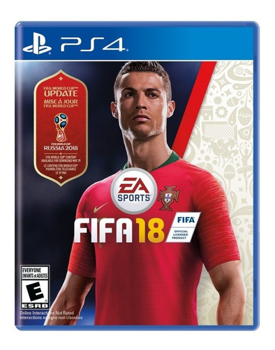 fifa 18 world cup ps4 fisico 2018 playstation 4 en palermo