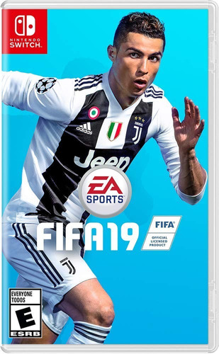 fifa 19 / 2019 / nintendo switch
