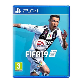 Fifa 19 2019 Ps4 Fisico Sellado Nuevo Original