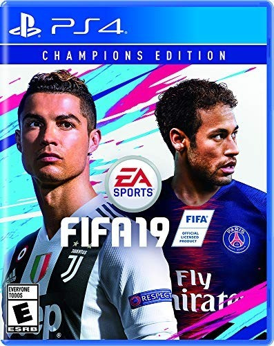 fifa 19 champions edition playstation 4