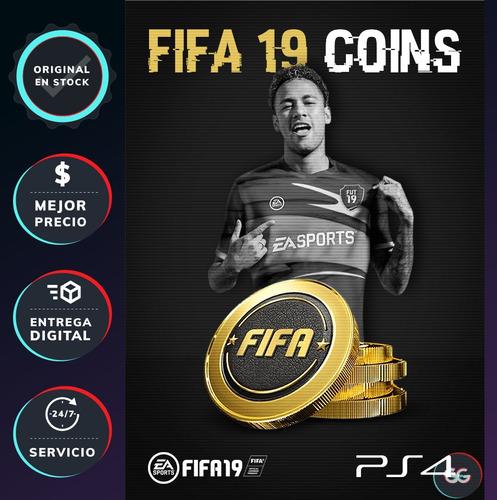 fifa 19 coins - comfort trade - ps4 - 100,000 [ps4]