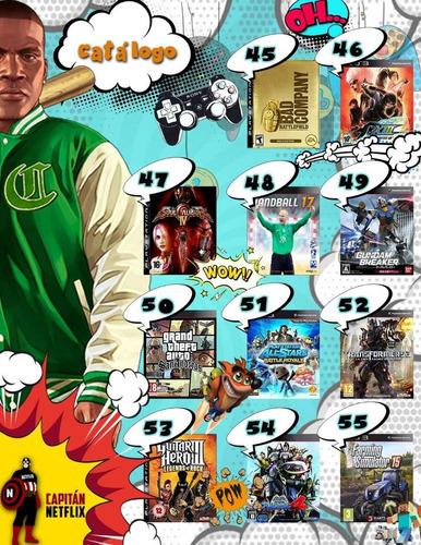 fifa 19 digital ps3 original + 3 juegos leer descripcion!!