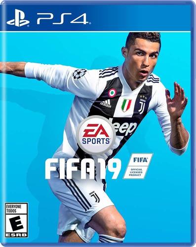 fifa 19 edición standard / 2019 / juego físico / ps4