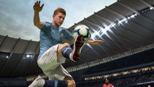 fifa 19 - futebol - edição legacy - xbox 360 -  frete grátis