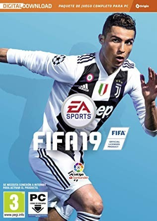fifa 19 key origin digital (original) pc (solo por hoy)