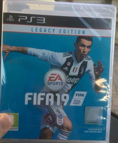 fifa 19 legacy edition ps3 digital entrega inmediata