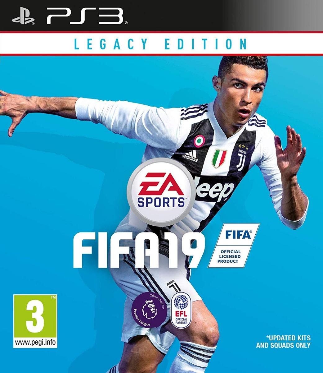 FIFA 19 SELLADO