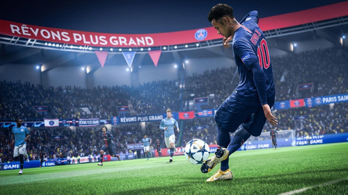 fifa 19 ps4 digital español latino | juga c/ tu id | 50% off
