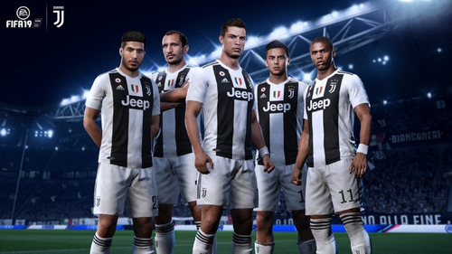 fifa 19 ps4 - envio gratis - modo: champions league