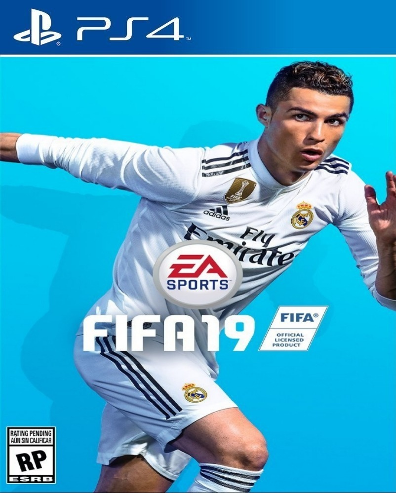 Fifa 19 Ps4 Fifa 2019 Playstation 4 Juego Digital 1 1 700 00 En