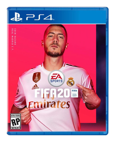 fifa 20 - latam - ps4 - playstation 4 *envio gratis*