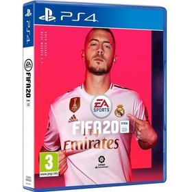 Fifa 20 Ps4 - Fisico - Nuevo - Sellado -stock Disponible!!