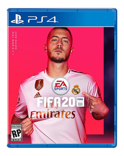 fifa 20 ps4 fisico español latino local al publico