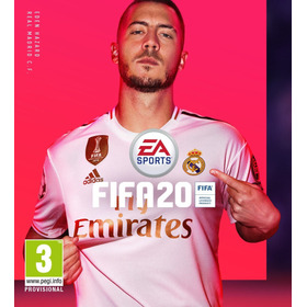 Fifa 20 Ps4 Fisico Nuevo Xstation Ya En Stock