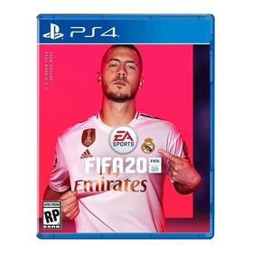 Fifa 20 Ps4 Físico Original Sellado 6 Cuotas Playking