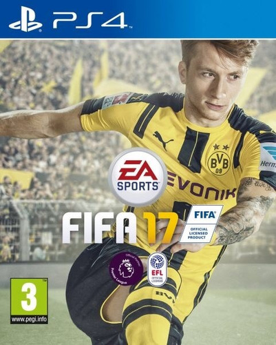fifa 2017 físico ps4 impecable.