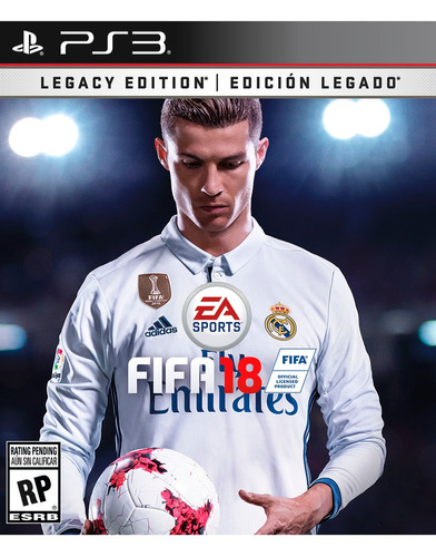 fifa 2018 standard edition ps3
