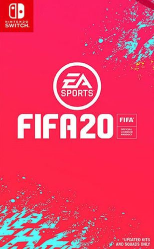 fifa 2020  -  digital nintendo switch  - (oferta temporal)