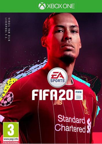 fifa 2020  -  digital xbox one