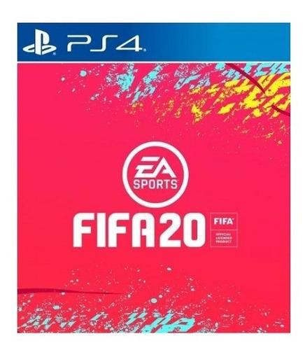 fifa 2020 - ps4 - anticandado + juego gratis