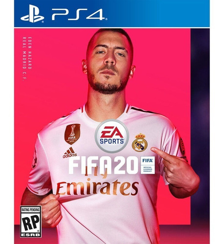fifa 2020 sony playstation  ps4
