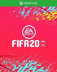 fifa 2020 xbox one formato digital