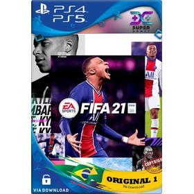 Fifa 21 | Fifa 2021 | Fifa 21 Ps4 | Ps5 Psn Vip1 Pt-br Ev Já