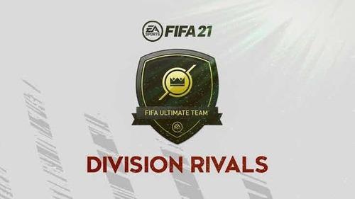 fifa 21 division rivals job + coins grátis
