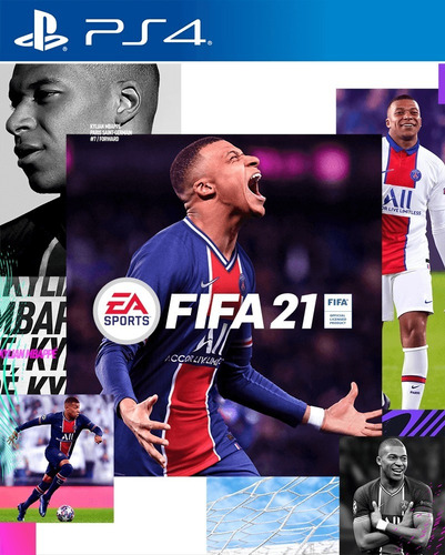 fifa 21 ps4 juego fifa 2021 playstation 4 fisico standar