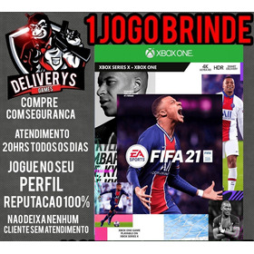 Fifa 21 Xbox One Midia Digital