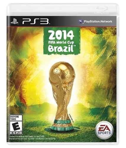 fifa brasil 2014 ps3