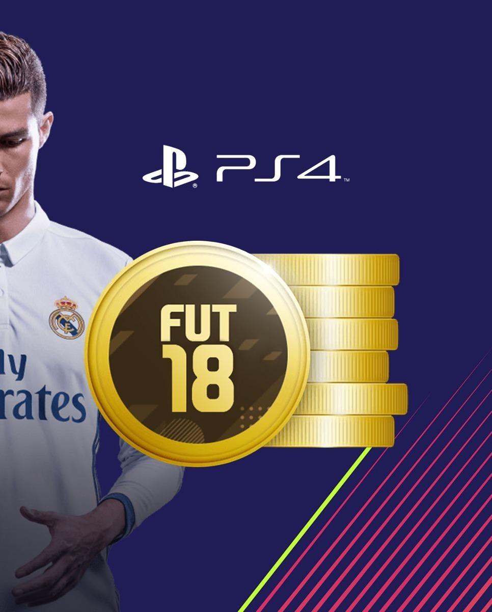 Fifa Coins Ps4 R 4499 Em Mercado Livre