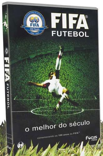 fifa futebol o melhor do século dvd original