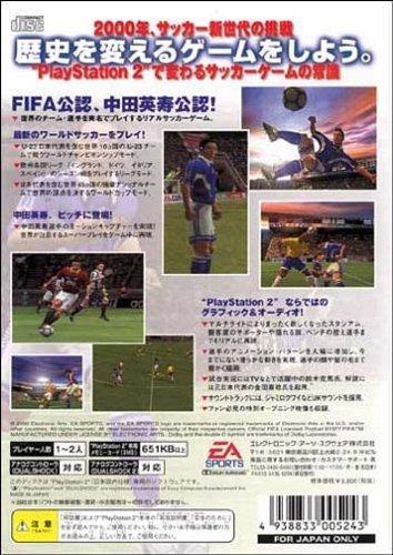 fifa major league soccer de la fifa 2001