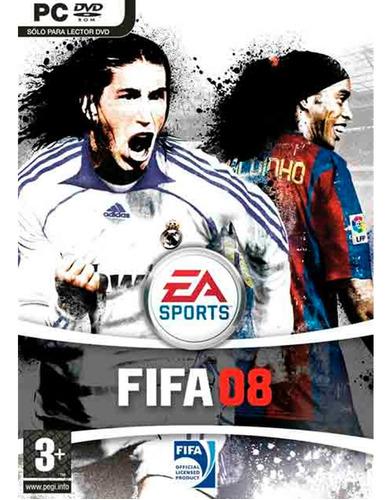 fifa soccer 08 pc